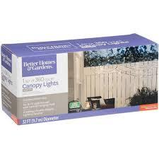 Canopy Light Set Google Express Better Homes And Gardens Outdoor 1 Set