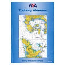 Rya Charts Rya Training Almanac Sailtrain
