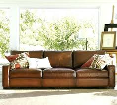 turner roll arm leather sofa entrancing pottery barn rolled reviews couch