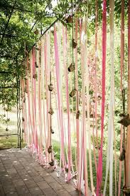 beautiful decorating ideas for your garden wedding 5
