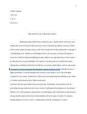 deviant behavior essay soc deric scott soc kelley  5 pages ashley campana first 1