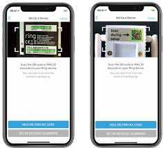 Setup Phone Setting Up Your Ring Video Doorbell In The Ring App Ring Help