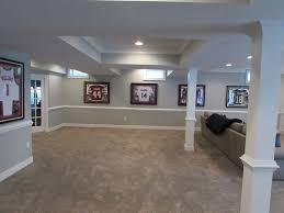 basements remodeling. Basement Remodel With Custom Trim Basements Remodeling