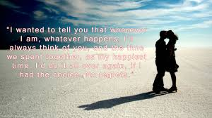 Romantic Love Quotes For Her Han Quotes