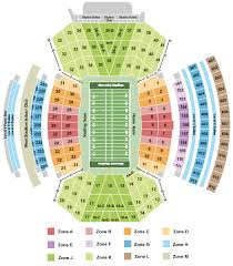 Nebraska Cornhuskers Stadium Seating Chart Nebraska Cornhuskers Vs Northwestern Wildcats Tickets Sat