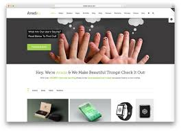 Best Blog Design Examples 30 Awesome Examples Of The Avada Wordpress Theme In Action