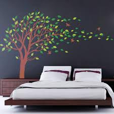 bedroom wall design ideas. Bedroom Wall Interior Endearing Design Ideas