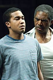 fences play cory. Fine Cory Cory Cameron Knight Left Gets A Stern Lecture From His Father Troy  Charles Robinson In The Oregon Shakespeare Festival Production Of August Wilsonu0027s  For Fences Play N