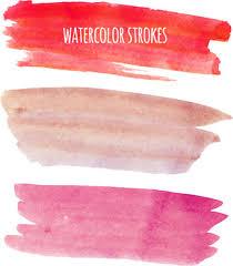 Watercolor Brush Strokes Free Vector Download 1 691 Free Vector