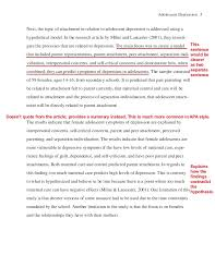Apa Literature Review Example By Purdue Online Writing Lab