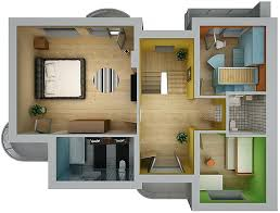 Home Plans With Interior Pictures