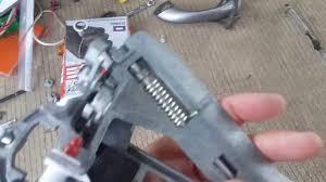 bmw x5 e53 door carrier broken replacement