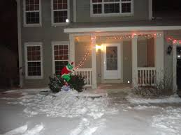 How the Grinch Stole Christmas Outside Decor! I want to do this to my house