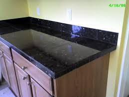 Small Picture tile countertops Black Granite Tile Counter top 4 Back splash
