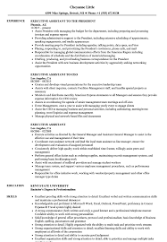 Executive Assistant Resume Executive Assistant Resume Samples Velvet Jobs 76