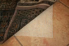 non slip rug to hard floor underlay anti tape b homebase grip taper 14g excellent