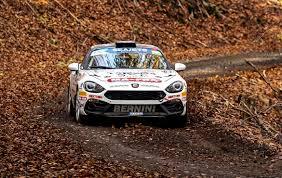 Ultima gara della stagione 2020 del FIA European Rally Championship e  dell'Abarth Rally Cup al Rally delle Isole Canarie | Abarth