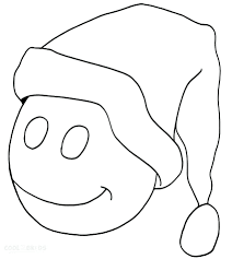 100+ ideas Large Santa Coloring Page on christmasfun.download