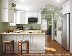 Kck Cabinetry Ice White Shaker Kitchen Cabinets By Kitchen Cabinet