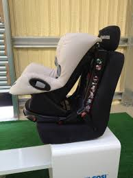 maxi cosi axiss car seat reclined