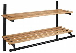 Double Coat Rack R100 EMCO Specialty Products Inc 64