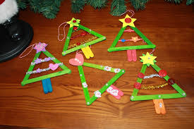 Preschool Crafts For Kids 26 Easy Christmas Ornament Craft  LoversiqChristmas Crafts For Toddlers