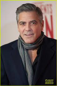 George Clooney At Uk Premiere Of The Monuments Men Held At The