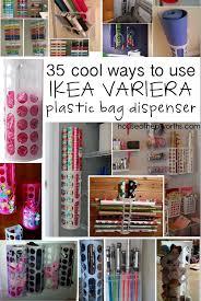 35 uses for ikea s variera plastic bag dispenser houseofhepworths com