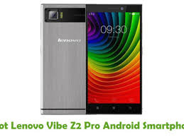 Root Lenovo Vibe Z2 Pro Android Smartphone