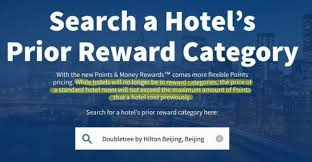 Hilton Changes Revenue Based Pricing And Points Money