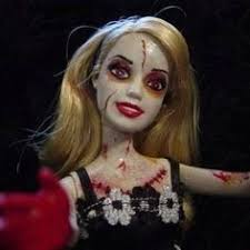 zombie barbies for toonie tuesday with tweens and s