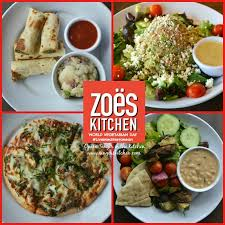 zoes kitchen vegan