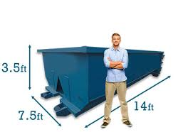 Dumpster Sizes Chart American Roll Off Recycling