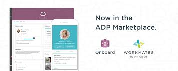 Hr Cloud Releases Two Apps Into The Adp Marketplace