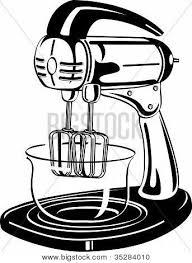 kitchen mixer clipart. Beautiful Kitchen Clipart Info To Kitchen Mixer T