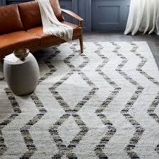 emerging west elm moroccan rug wool popular west elm diamond crag home rugs