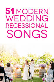 wedding recessional songs. Wedding Recessional Songs to Help You Dance into the Sunset A