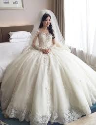wedding dress ball gown wedding dress big the luxurious design