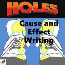 cause and effect essay teaching resources teachers pay teachers  holes louis sachar cause and effect essay writing unit