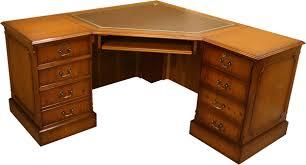 wooden corner desk. Undefined Wooden Corner Desk