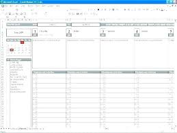 Trip Planner Calculator Holiday Budget Spreadsheet Template Free Sample Form