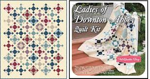 The Designing Of A Downton Abbey Quilt- A Guest Post By Tiffany ... & All-Character-Quilt Adamdwight.com