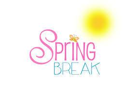 Image result for spring break for kids