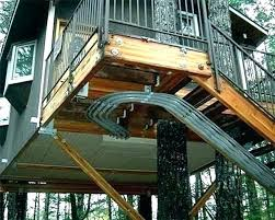 Image Playhouse Engineered Wood Flooring Cost Simple Treehouse Designs For Kids Tree House Plans Wooden