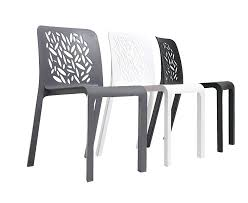 Modern chair plastic Black Plastic Indiamart Plastic Outdoor Dining Set Recycled Furniture Modern Chairs