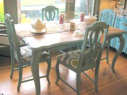 kitchen chalk paint dining table how to a with before and after black tabl