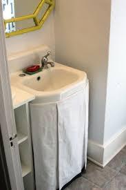 top 10 easy diy sink skirts bathroom sink skirtbathroom