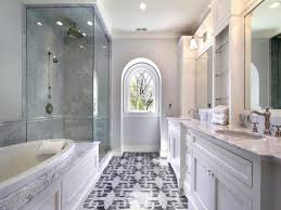 good marble mosaic floor tile