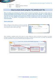 How To_unlock_charts_using_tz_ucpool_file Manualzz Com