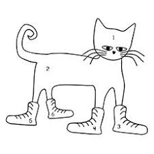 Top 21 Free Printable Pete The Cat Coloring Pages Online Pete The